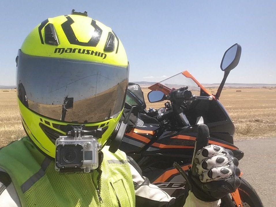 Memoirs Of A Motorcyclist